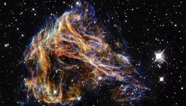 Supernova 'Mungkin' Berperan dalam Evolusi Bumi