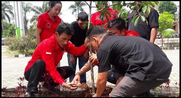 Megawati : Reboisasi Sebagai Jalan Kemanusiaan untuk Bumi