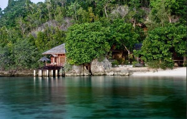 Pulau Perawan dengan Berjuta Keindahan yang Tersembunyi