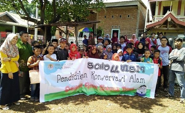 BKSDA: Tanamkan Pendidikan Peduli Alam Sejak Dini