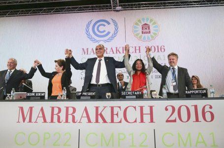 Hasil COP22, Negosiator Iklim Sepakati Roadmap 2018