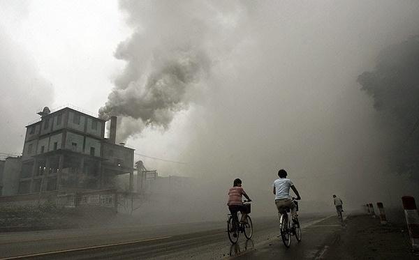 Cina Beri Sanksi Tegas Kepada Pejabat Yang Tak Peduli Lingkungan