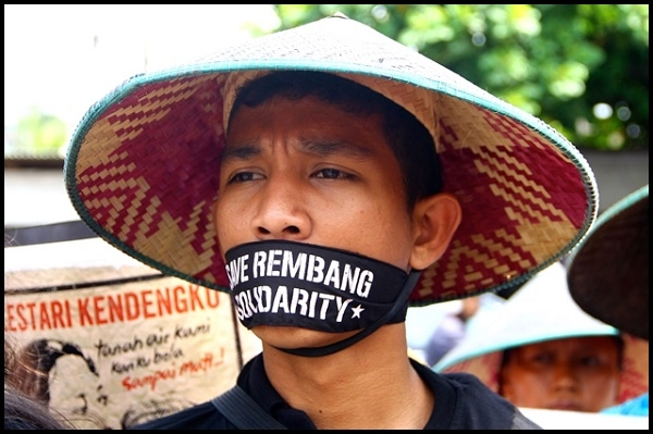 Izin Lingkungan Baru, Para Pegiat Lingkungan Minta Turunkan Gubernur Jawa Tengah