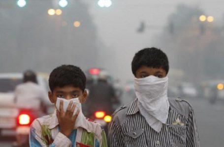 Polusi udara di India {Gambar: VOX}