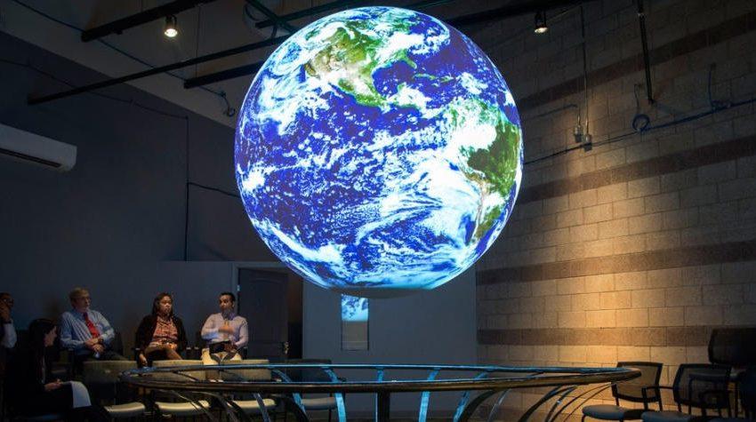 SOS, Teknologi Untuk Lihat Perubahan Iklim di Mexico