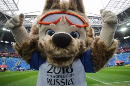Zabivaka si Serigala, maskot Piala Dunia FIFA Rusia 2018 (Gambar: tourism-review.com)