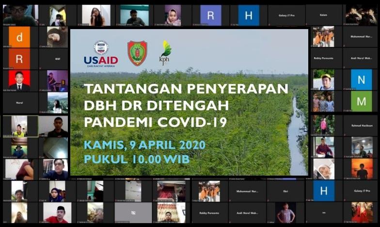 Tantangan & Resiko Penyerapan DBH DR ditengah Pandemi Covid-19