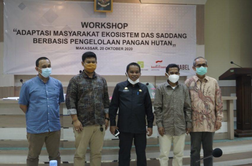 Kemitraan (Partnership) bersama dengan KAPABEL Gelar Workshop Kick-off Program Adaptasi Perubahan Iklim di Sulsel