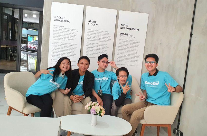 DamoGo: StartUp yang Beri Edukasi Seputar Limbah Makanan
