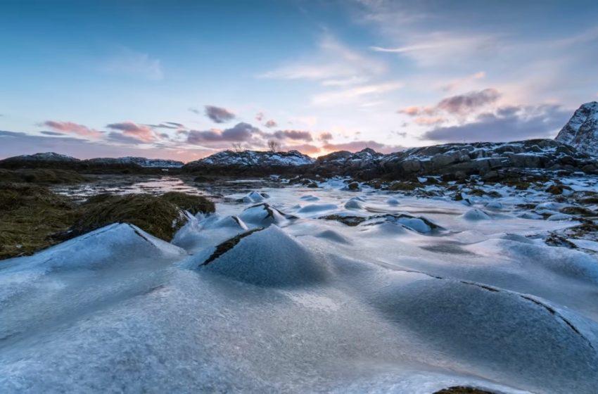 Runtuhnya Permafrost di Arktika dan Perusakan Hutan Dunia