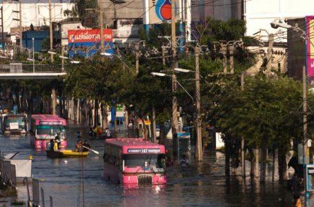 Kenaikan Permukaan Laut Ancam Ekonomi Kota-kota Besar di Pesisir Asia